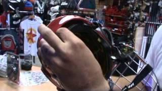 видео визор для хоккейного шлема