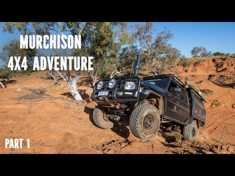 4x4 Adventure Murchison part 1