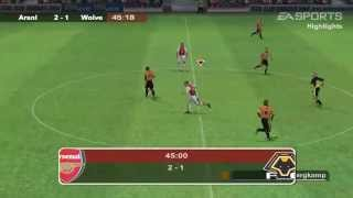 Dolphin Emulator 4.0-2460 | FIFA Soccer 2004 [1080p HD] | Nintendo GameCube