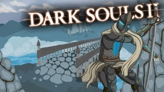Dark Souls 2 DLC: The Ivory Crown - Land Of Ice (P1)