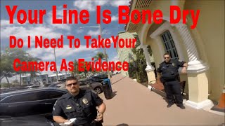 "FloridaCarry.org Police Detainment Open Carry Fishing ""Take Your Camera as Evidence"""