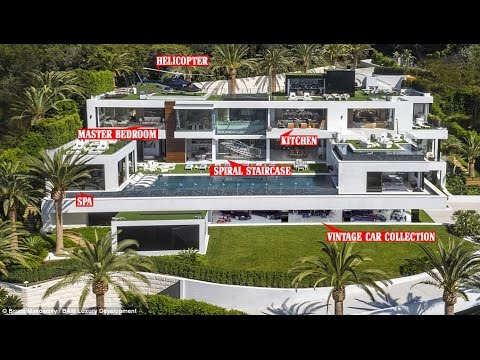 Most expensive home in america for sale who is in youtube for The biggest house in america for sale