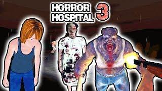 HORROR HOSPITAL 3 - DA SOLI E SENZA MUNIZIONI! - Android - (Salvo Pimpo's)