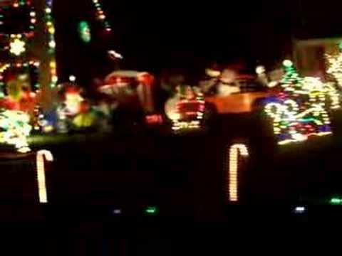 Viendo las casas decoradas de navidad youtube - Casas decoradas en navidad ...