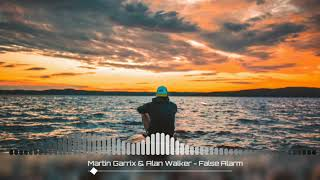 Martin Garrix & Alan walker - False Alarm ( kygo remix  )