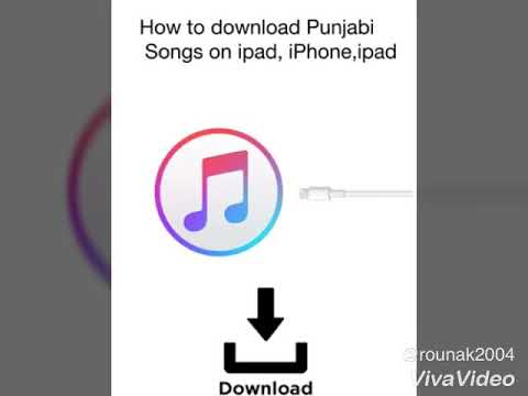 How to download punjabi songs on iPod, iPhone, iPad for free