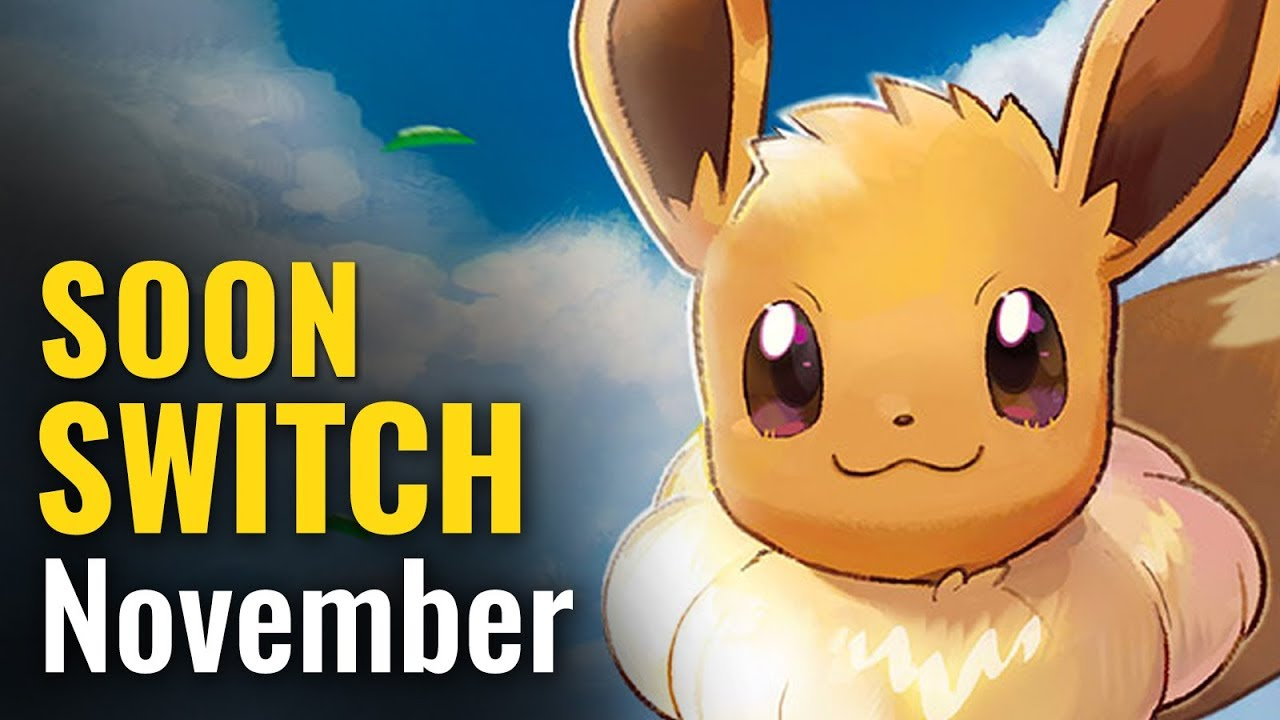 13 Upcoming Switch Games of November 2018