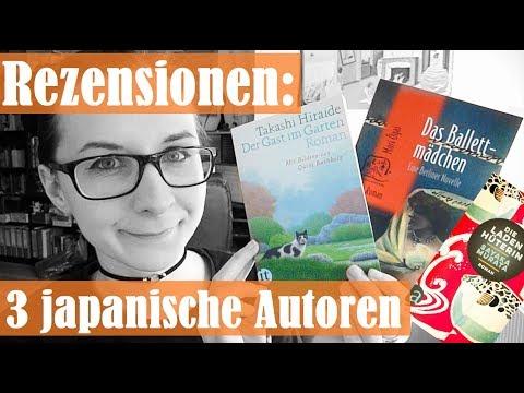 3 Kurze Bücher Von Japanischen Autoren.