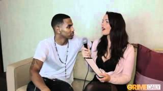 Trey Songz in UK Interview