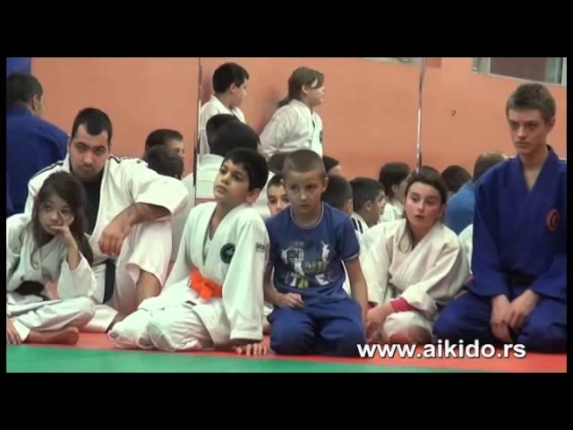 IV Savezni Dečiji Aikido Seminar