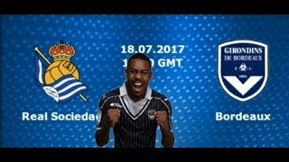 Video Gol Pertandingan Real Sociedad vs Bordeaux