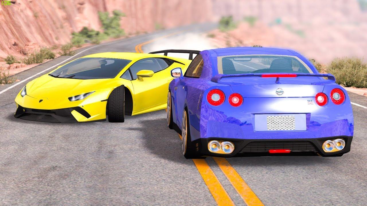 Download EXTREME CRASHES #154 - BeamNG Drive   CRASHdriven