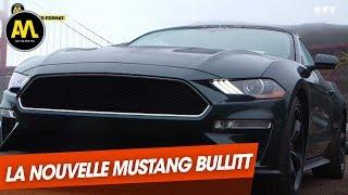 Mustang Bullitt : les 50 ans de la star