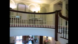 Video shot inside George Eastman Kodak House Museum