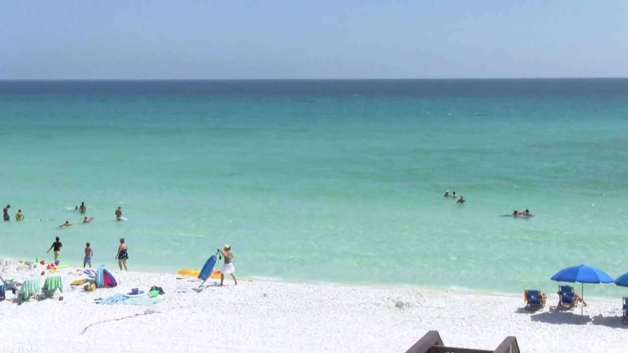 Destin Florida Beach Youtube