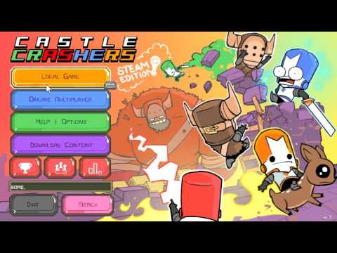 How To Reset Character Data On Castle Crashers