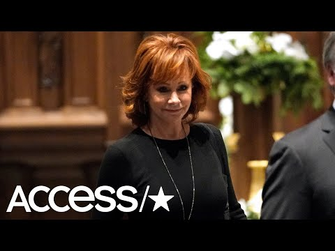 Reba McEntire Brings George Bush To Tears With Performance At President  George H.W. Bushs Funeral