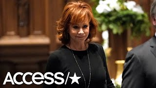 Reba McEntire Brings George Bush To Tears With Performance At President  George H.W. Bush's Funeral
