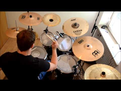 Asking Alexandria - Alerion - Drum Cover
