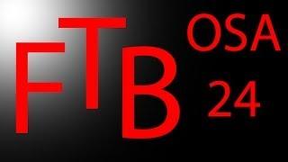 MineCraft: FTB (Osa24): Kellariin automaattista oren käsittelyy