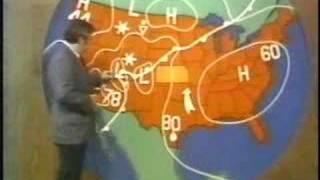 KAKE News 1974 Weather Forecast