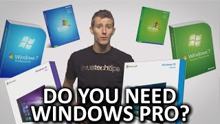 Do You Need Windows Pro?