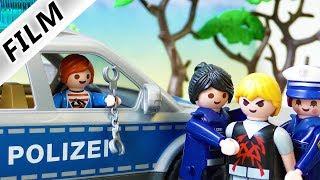 Playmobil Film deutsch | JULIAN VOGEL AUF STREIFE | Mit Polizei Verbrecher jagen Kinderserie Familie