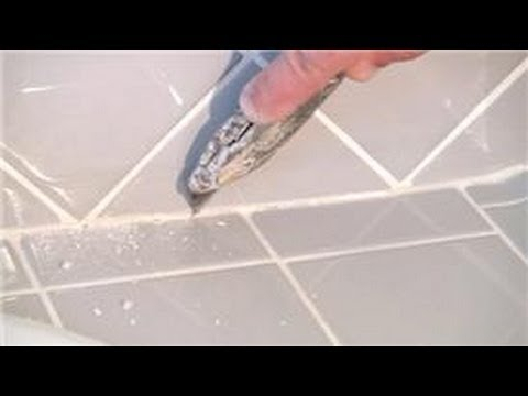 Tile 101 : How To Caulk Bath Tile Part 56