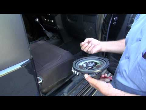 New Audio Speaker Installation for a Jeep by Monney in Redwood City