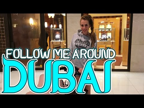 DUBAI FMA - Neues HOTEL, SHOPPING MALL & GYM WORKOUT!