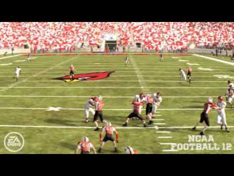 ncaa-football-2012:-josh-dougherty's-fake-punt