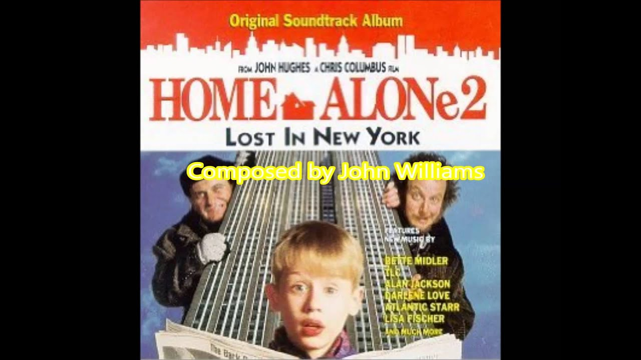 Home Alone Lost In New York Soundtrack