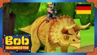 Bob der Baumeister Deutsch Ganze Folgen | Der Dino Park ⭐ Bob Kinderlieder Compilation⭐ Kinderfilm