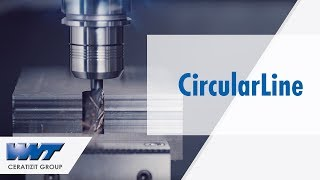 WNT CircularLine – End Mills for Trochoidal Milling