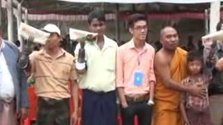 Rakhine Medical Mission (R.N.S.W.O) Rangoon 2015