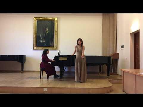 Julietta Aleksanyan-Massenet Manon' s gavotte