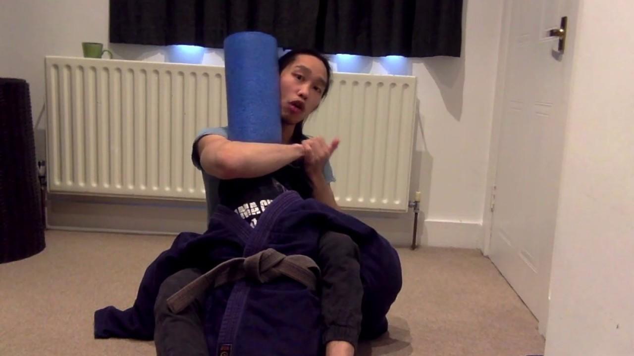 Toa Jiu-Jitsu Tutorials | PUNITUA = REAR NAKED CHOKE - YouTube