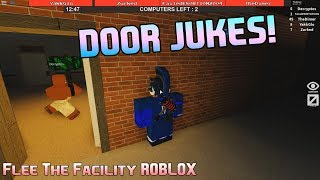 DOOR JUKES! [Flee The Facility ROBLOX]