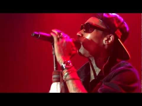 Wiz Khalifa - 5 O'clock In The Morning | Live @ Melkweg Amsterdam | Full HD | 27/6/2012