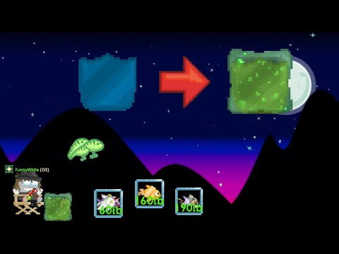 Growtopia- How To Catch Maidmare, Weird MantaRay And Double Headed Angel Devil Fish