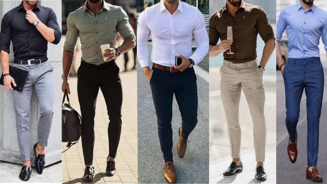 Latest Formal Shirt Pant Fashion 2019 Best Formal Style 2019 Mens Shirt Pant Formal Lookbook Youtube