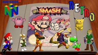 Vídeo Super Smash Bros