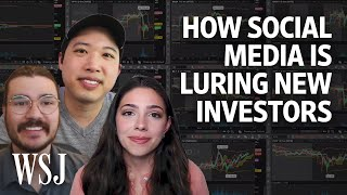 Meet the Investors Taking Tips From Social Media | WSJ screenshot 5