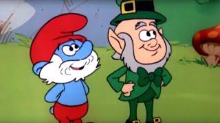 子供のための漫画虹をスマーフする方法  The Smurfs  WildBrain
