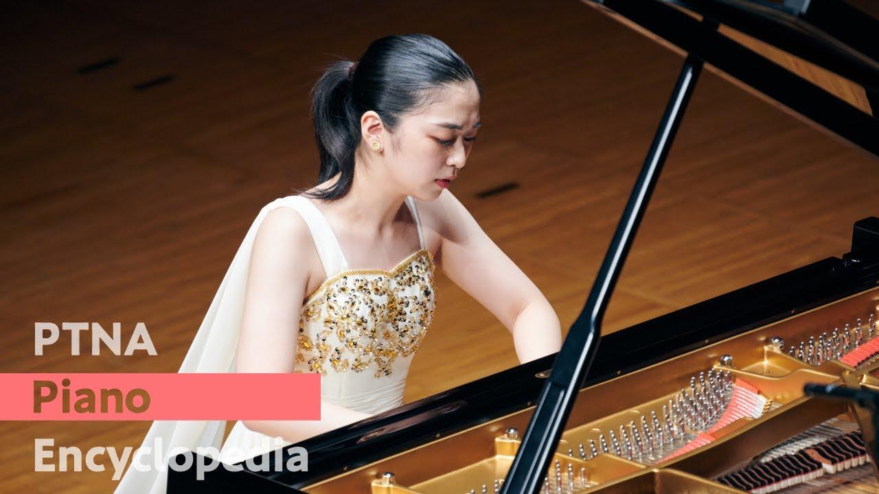 ピアノ 山縣 美季 日本音コン:日本音コン ピアノ部門