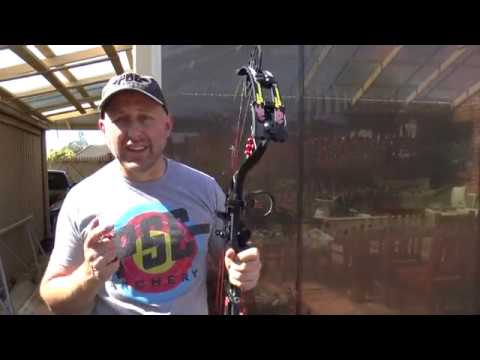 2019 PSE Bowmadness Unleashed compound bow Review