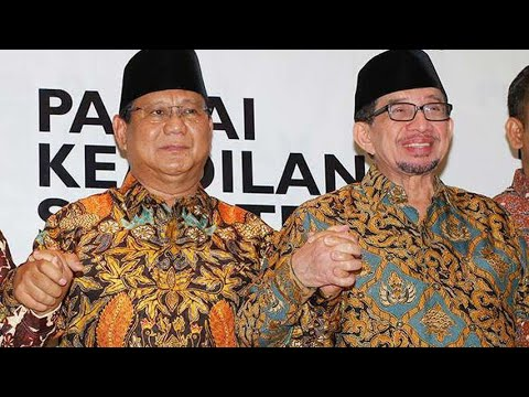 Prabowo Subianto Temui Ketua Majelis Syura PKS