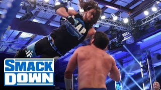 AJ Styles vs. Drew Gulak - Intercontinental Championship Match: SmackDown, July 3, 2020