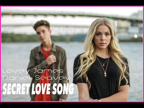 Secret Love Song, Daniel Seavey and Lovey James