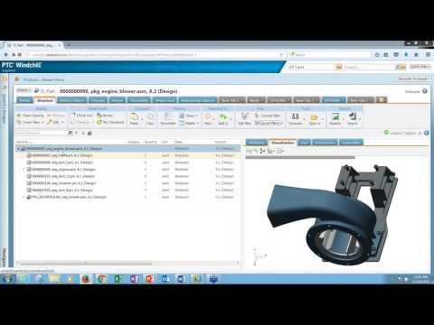Configuration Management Using Windchill